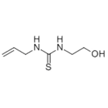 1-ALLYL-3- (2-HYDROXYETHYL) -2-THIOUREA CAS 105-81-7