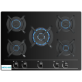 GE Gas On Glass Cooktop 5 Burner