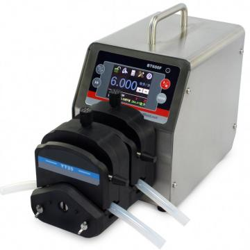 2900ml/min stainless steel peristaltic pump 220 v