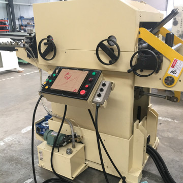 Decoilers Straighteners Servo Roll Feeders