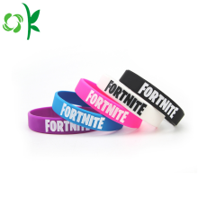 New Fashion Design for Custom Engraved Bracelet Newest Purple Silicone Sport Bracelet Colored Gel Wristbands export to South Korea Manufacturers