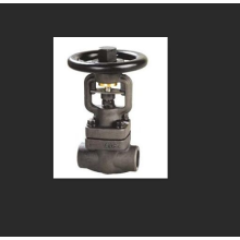 Forged Steel Bellows Welded Globe Valve