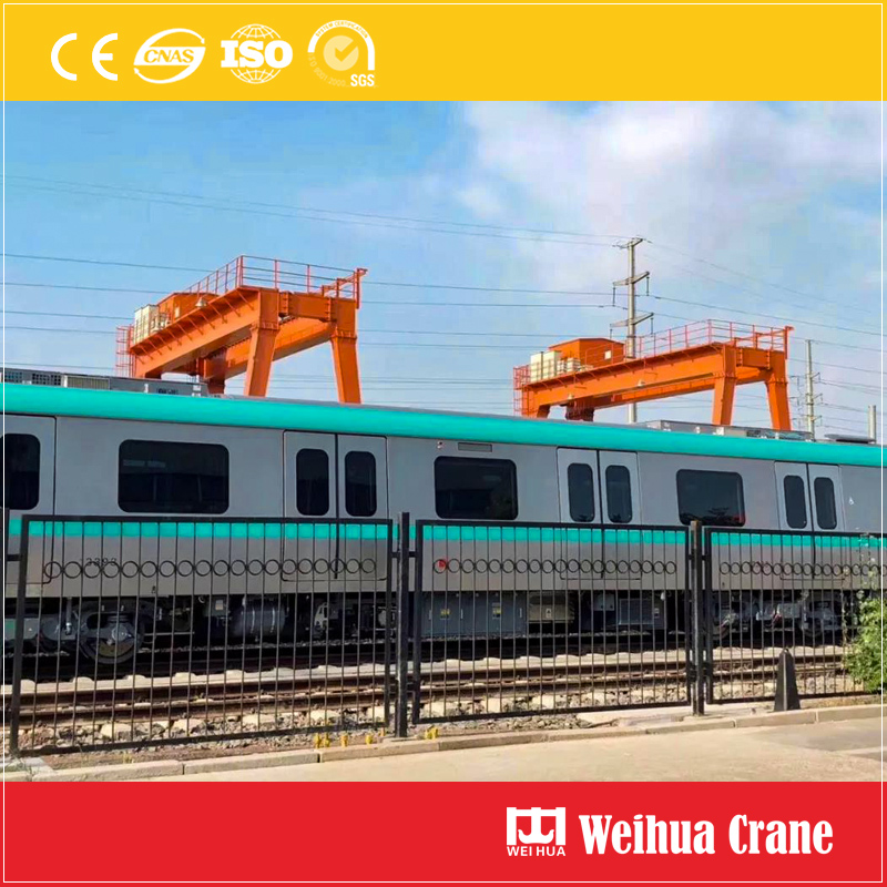 Train Gantry Crane
