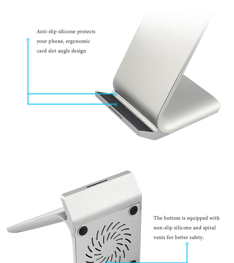 wireless phone charger is