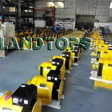2KW-50KW Three Phase AC Alternators Dynamo