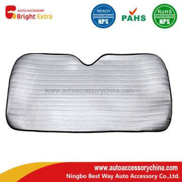 Protects Vehicle Interior Sunshade