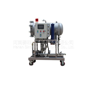 LYC-J Coalescence Dewatering Oil Filter