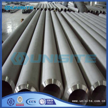 Short Lead Time for Purchase Structural Steel Pipe,Dredger Structural Pipe,Double Wall Steel Pipe from China Factory Seamless steel pipe price supply to Angola Manufacturer