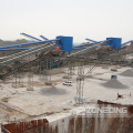 Aggregate Stone Crushing Plant Production Line