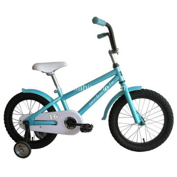 16 Inch Children Bike with Training Wheels