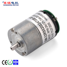 Leading for 33Mm Dc Spur Gear Motor 12v electric motor with gearbox supply to Poland Importers