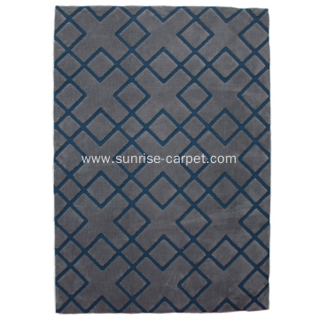 Machine Tufted Microfiber With Elegant Design Carpet