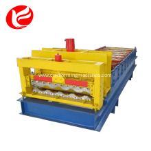 Roofing glazed tile roll forming machine / machinery
