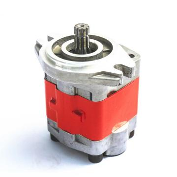 Caterpillar forklift external gear pump