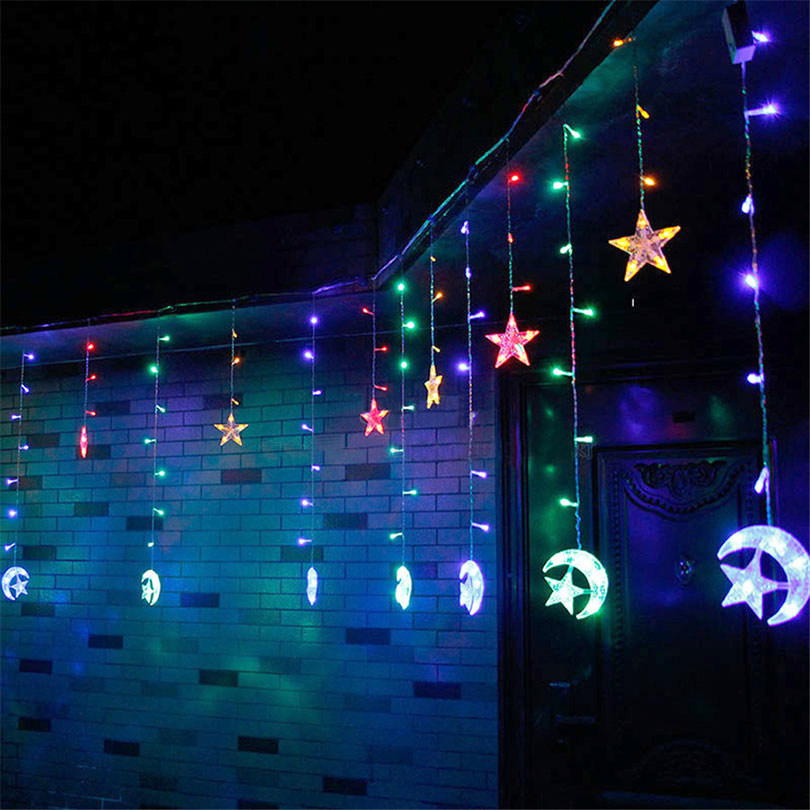 high quality christmas lights led icicle lights