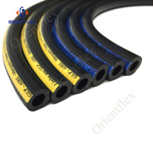 3/4 inch plastic braided oxygen gas pipe