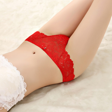 Seamless lace hot sexy modal women panties