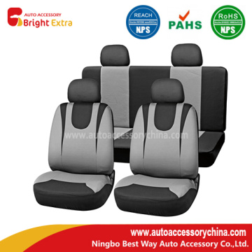 Best quality and factory for Car PU Seat Covers Fitted Polester Seat Covers export to Angola Manufacturers