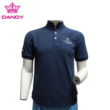 Good Quality for Custom Polo-Shirt custom embrodery logo polo shirts supply to Belize Exporter