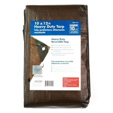 Professional for Brown PE Tarpaulin Brown PE Tarpaulin Sheet Cover export to Netherlands Exporter