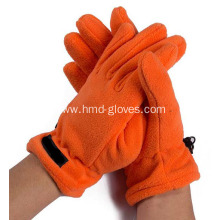 Best Quality for Windproof Fleece Gloves Fashion Lady Winter Polar Fleece Glove supply to Israel Wholesale
