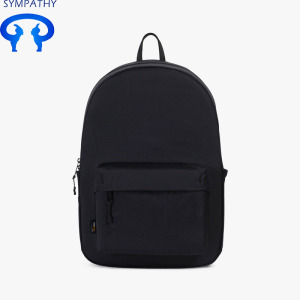 Cheap for Polyester Bag Customize the backpack for both men and women export to France Factory