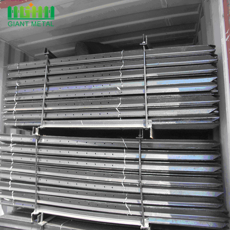 Galvanized Steel Fence Post Y Shape Post