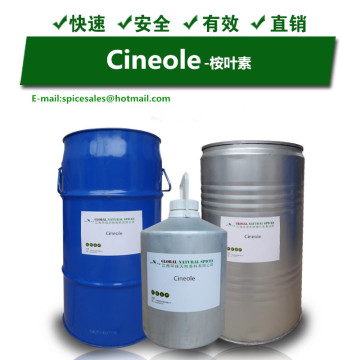 Natural Cineole Oil Cas.470-82-6