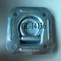Steel Recessed Lashing Ring for Trailer Body Parts