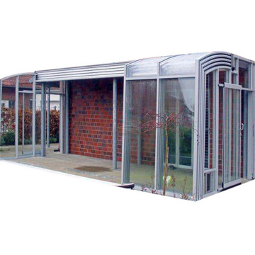 Removable Commercial Aluminum Patio Enclosure Screen