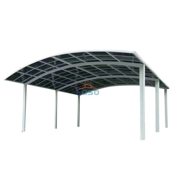 Car Parking Canopies Garage Carport With Arched Roof
