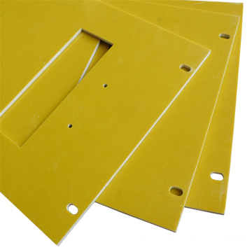3240 Yellow Epoxy Glass Laminate Sheet Board