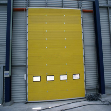 Industriale Standard Lifting Overhead Door Garage seksion