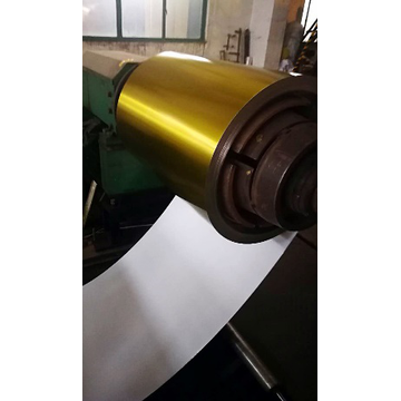 Laminated electrolytic tinplate ETP