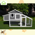 Outdoor large wood chicken coop from factory