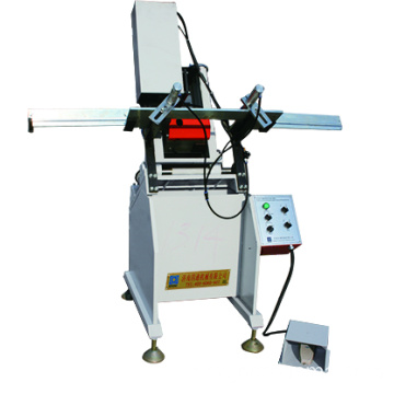Water Slot Milling Machine for uPVC Profile