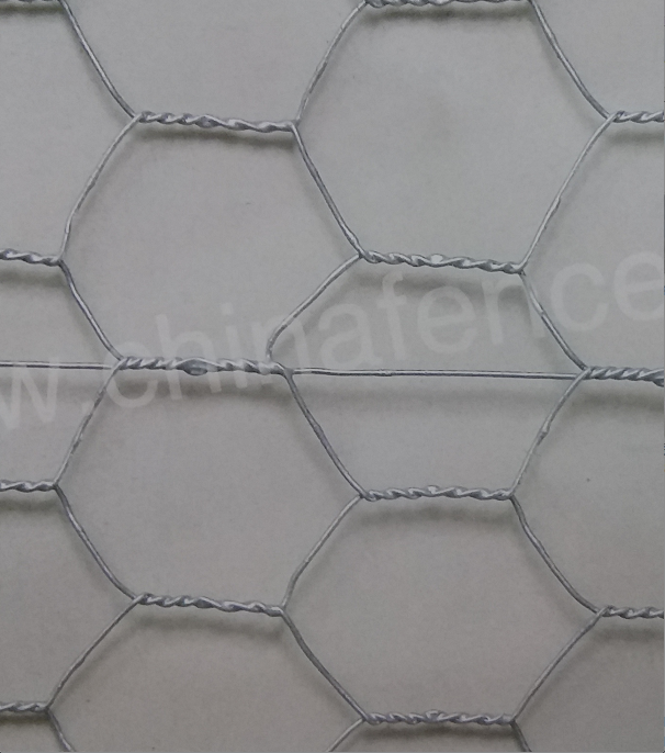hot dip galvanized after hexagonal wire mesh