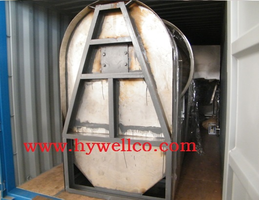 High Efficient Fluid Drying Machine