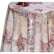 Pvc Printed fitted table covers John Lewis