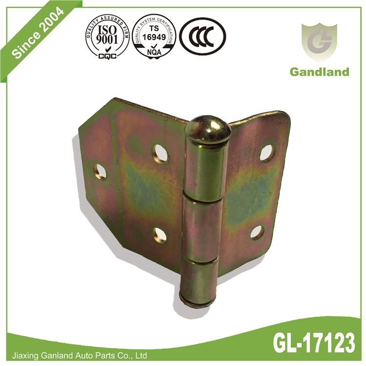 Colored plating hinge GL-17123-2