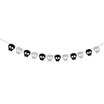 Halloween hanging sign party banner