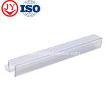 Bathroom glass shower screen glass seal strip