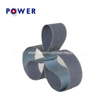 Stable Sanding Belts for Rubber Roller