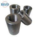 Above 630Mpa Tensile strength rebar coupler