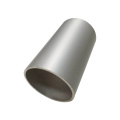 Anodized Aluminum Round Pipe Extruded Tube