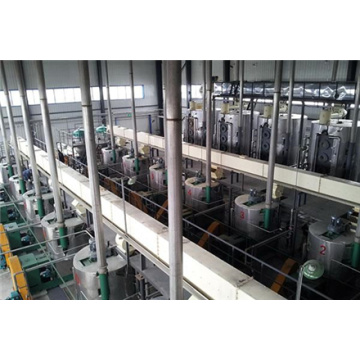 1000t/d Oilseed Pretreatment Production Line