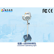Best Price for for Medical Light Mobile cold light shadowless operating lamp supply to Chile Importers