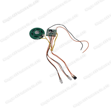 LED Sound Module, Sound Module with LED, Toy Sound Module