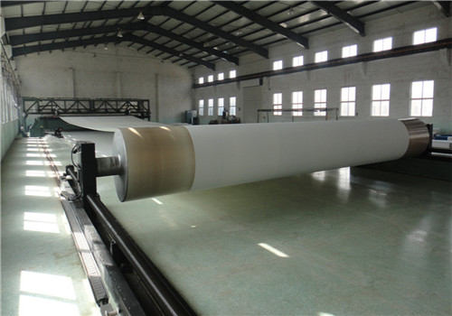 cement felt production