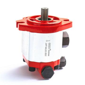 Bucyrus external gear pump